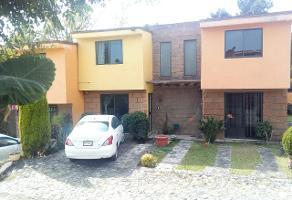 Foto de casa en venta en croacia , chamilpa, cuernavaca, morelos, 12278842 No. 01