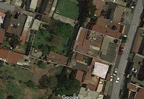 Foto de terreno habitacional en venta en cruz verde , barrio del niño jesús, coyoacán, df / cdmx, 14222535 No. 01