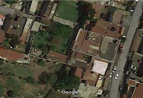 Foto de terreno habitacional en venta en cruz verde , barrio del niño jesús, coyoacán, df / cdmx, 0 No. 01