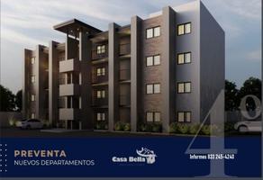 Foto de departamento en venta en cuarta avenida 309, laguna de la puerta, tampico, tamaulipas, 0 No. 01