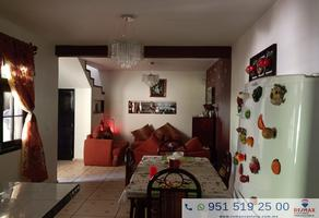 Foto de casa en venta en cuarta privada del arenal , san sebastián tutla, san sebastián tutla, oaxaca, 9384890 No. 01
