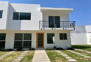 Foto de casa en venta en cuarta prolongacion 5 de mayo , roberto osorio sosa, jiutepec, morelos, 21212057 No. 01