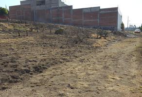 Foto de terreno habitacional en venta en venta de terreno santa isabel cholula, puebla!!!! . , san pablo ahuatempa, santa isabel cholula, puebla, 20541080 No. 01