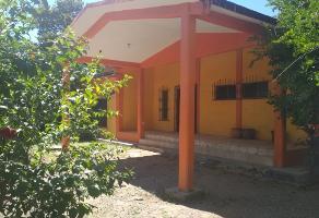 Foto de casa en venta en cuauhtemoc 5 , san francisco ixhuatan centro, san francisco ixhuatán, oaxaca, 10724636 No. 01