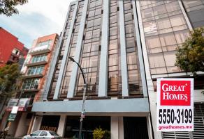 Foto de edificio en renta en  , cuauhtémoc, cuauhtémoc, df / cdmx, 8913389 No. 01