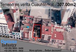 Foto de terreno habitacional en venta en  , cuauhtémoc, cuauhtémoc, df / cdmx, 13933295 No. 01