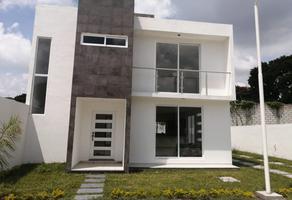 Foto de casa en venta en cuautlixco , cuautlixco, cuautla, morelos, 15162267 No. 01
