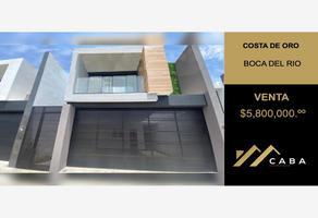 Foto de casa en venta en cubera 524, costa de oro, boca del río, veracruz de ignacio de la llave, 0 No. 01