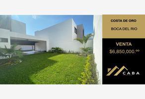 Foto de casa en venta en cubera 538, costa de oro, boca del río, veracruz de ignacio de la llave, 0 No. 01