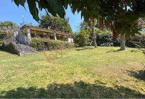 Foto de terreno habitacional en venta en cuernavaca 33, tamoanchan, jiutepec, morelos, 14998682 No. 01