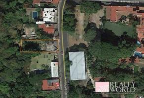 Foto de terreno habitacional en venta en  , cuernavaca centro, cuernavaca, morelos, 15228504 No. 01