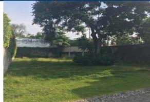 Foto de terreno habitacional en venta en  , cuernavaca centro, cuernavaca, morelos, 0 No. 01