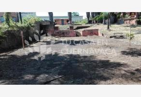 Foto de terreno habitacional en venta en  , cuernavaca centro, cuernavaca, morelos, 7554479 No. 01