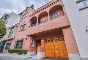 Foto de casa en venta en cuernavaca , condesa, cuauhtémoc, df / cdmx, 14178775 No. 01