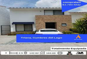 Foto de casa en venta en cumbres 105, cumbres del lago, querétaro, querétaro, 0 No. 01