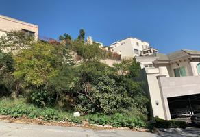Foto de terreno habitacional en venta en  , cumbres 3 sector sección 3-4, monterrey, nuevo león, 0 No. 01