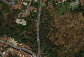 Foto de terreno habitacional en venta en cumbres de acultzingo , bosque de chapultepec iii sección, miguel hidalgo, df / cdmx, 0 No. 01