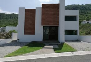Foto de casa en condominio en venta en cumbres de xinantecatl, cond. yuca , cumbres del cimatario , cumbres del cimatario, huimilpan, querétaro, 16795579 No. 01