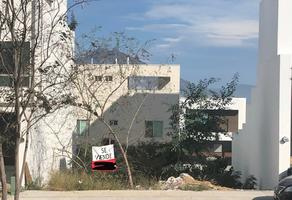 Foto de terreno habitacional en venta en  , cumbres elite 1 sector, monterrey, nuevo león, 13869862 No. 01