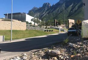 Foto de terreno habitacional en venta en  , cumbres elite sector villas, monterrey, nuevo león, 13187719 No. 01