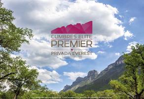 Foto de terreno habitacional en venta en cumbres elite premiere , valle de cumbres, garcía, nuevo león, 7262316 No. 01