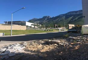 Foto de terreno habitacional en venta en  , cumbres elite sector villas, monterrey, nuevo león, 13187730 No. 01