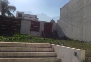 Foto de terreno habitacional en venta en  , cumbres las palmas, monterrey, nuevo león, 0 No. 01