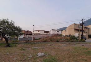 Foto de terreno habitacional en venta en  , cumbres paraíso 1 sector, monterrey, nuevo león, 16463040 No. 01
