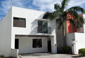 Foto de casa en venta en  , cumbres santa clara 2 sector, monterrey, nuevo león, 12278305 No. 01