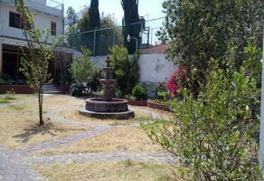 Foto de terreno habitacional en venta en  , cumbria, cuautitlán izcalli, méxico, 0 No. 01