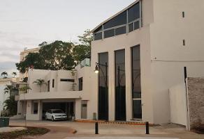 Foto de oficina en venta en  , cupules, mérida, yucatán, 11735366 No. 01