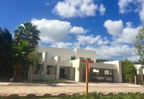 Foto de casa en venta en curacao , lagos del sol, benito juárez, quintana roo, 13816426 No. 01