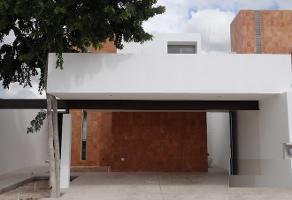 Foto de casa en condominio en renta en Santa Gertrudis Copo, Mérida, Yucatán, 4319716,  no 01