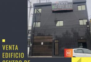 Foto de edificio en venta en Centro, Monterrey, Nuevo León, 17242995,  no 01