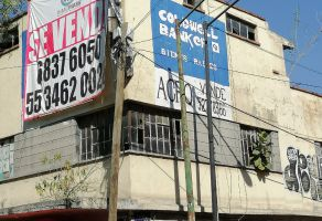 Foto de terreno habitacional en venta en Morelos, Cuauhtémoc, DF / CDMX, 19576759,  no 01