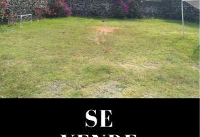 Foto de terreno habitacional en venta en Miguel Hidalgo, Tlalpan, DF / CDMX, 21156346,  no 01
