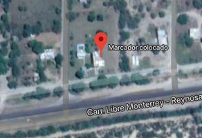 Foto de terreno habitacional en venta en Cadereyta, Cadereyta Jiménez, Nuevo León, 5582030,  no 01