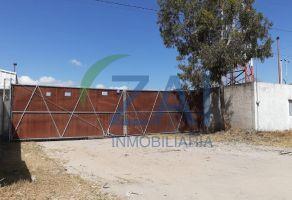 Foto de terreno comercial en renta en Chachapa, Amozoc, Puebla, 17617541,  no 01