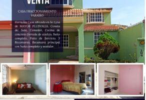 Foto de casa en venta en Paraíso Coatzacoalcos, Coatzacoalcos, Veracruz de Ignacio de la Llave, 21274984,  no 01