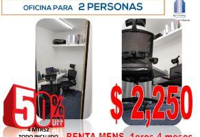 Foto de oficina en renta en Tabacalera, Cuauhtémoc, DF / CDMX, 15957295,  no 01