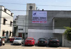 Foto de terreno comercial en venta en Guadalupe Inn, Álvaro Obregón, DF / CDMX, 21436328,  no 01