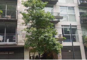 Foto de departamento en renta en Roma Norte, Cuauhtémoc, DF / CDMX, 14452190,  no 01