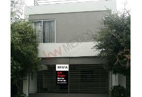 Foto de casa en renta en dalia 1129, cerradas de anáhuac 1er sector, general escobedo, nuevo león, 15795469 No. 01