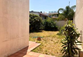 Foto de terreno habitacional en venta en dante aligheri , jardines universidad, zapopan, jalisco, 0 No. 01