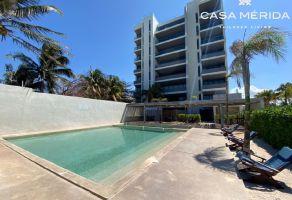 Foto de casa en condominio en venta en Chicxulub Puerto, Progreso, Yucatán, 19788671,  no 01