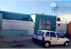 Foto de casa en venta en  , de analco, durango, durango, 16848817 No. 01