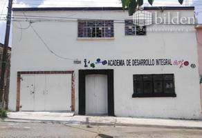 Foto de edificio en venta en  , de analco, durango, durango, 5886669 No. 01