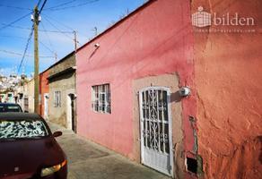 Foto de casa en venta en  , de analco, durango, durango, 6489699 No. 01