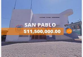 Foto de edificio en venta en de la cruz 39, san joaquín (san pablo), querétaro, querétaro, 0 No. 01