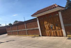 Foto de terreno habitacional en venta en de la cruz 77, amajac, chiautla, méxico, 0 No. 01
